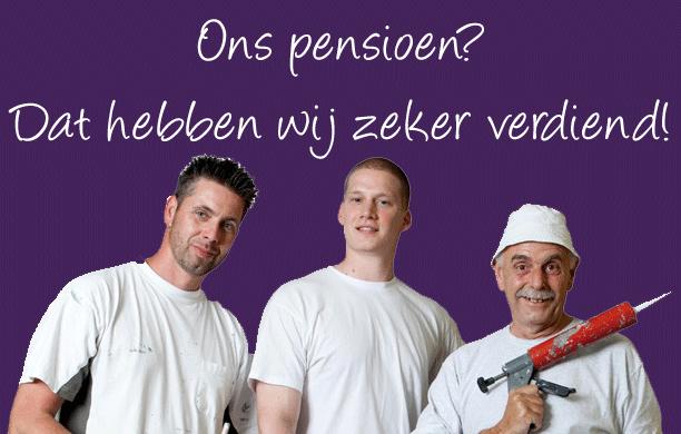 Pensioen vervoer uitbetaling