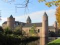 De geschiedenis van Kasteel Westhove dateert uit de 13e eeuw. Het kasteel is vele malen herbouwd en uitgebreid