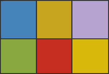 Tuinen en kleur - Kleur harmonie leven ...