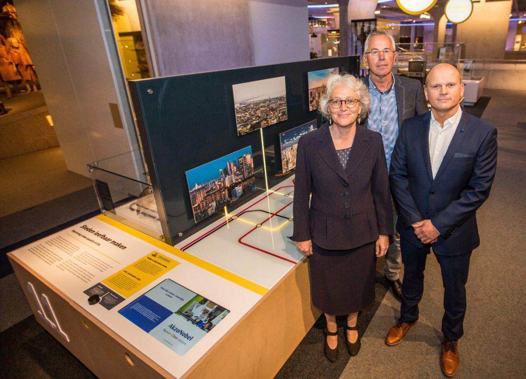 Verfwinkel Den Haag : Sikkens verf voor one planet in museon u2022 schildersvak.nl