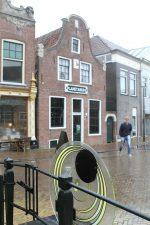 Het planetarium in Franeker.