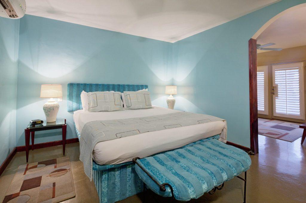 Slaapkamer Blauw Verven : Beter slapen dankzij blauwe verf u schildersvak